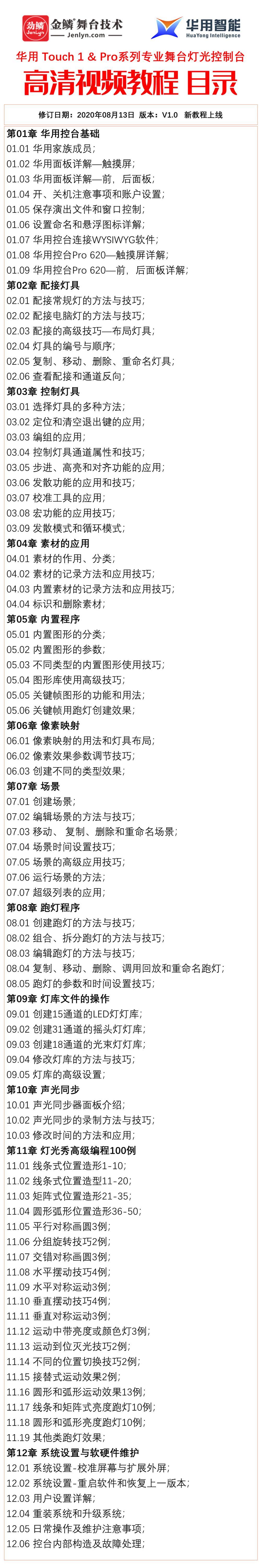 华用控台视频教程目录.jpg